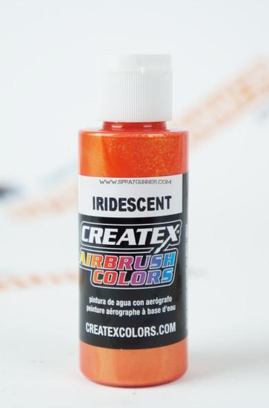 Createx Airbrush Colors Iridescent Scarlet 5502 5502 Createx