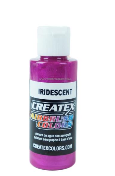 Createx Airbrush Colors Iridescent Fuchsia 5508 5508 Createx