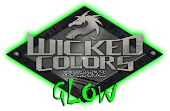 Wicked UV Glow Base W210 W210 Createx