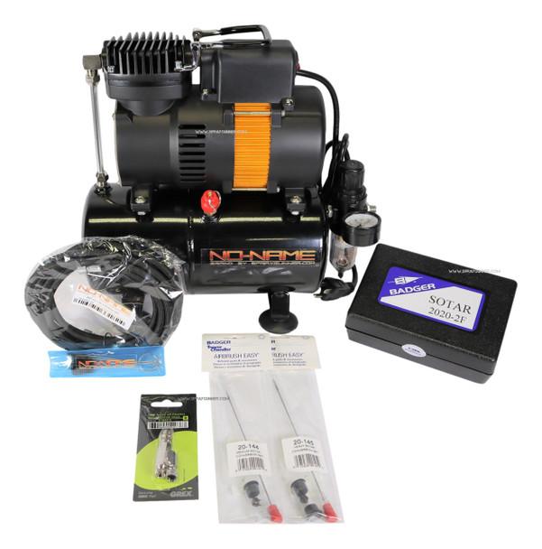 NO-NAME Tooty Air Compressor SOTAR 3-in-1 set NNTooty-2020-3-1set NO-NAME brand