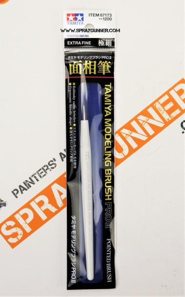 Tamiya Modeling PRO II Pointed Brush Extra Fine 87173 Tamiya