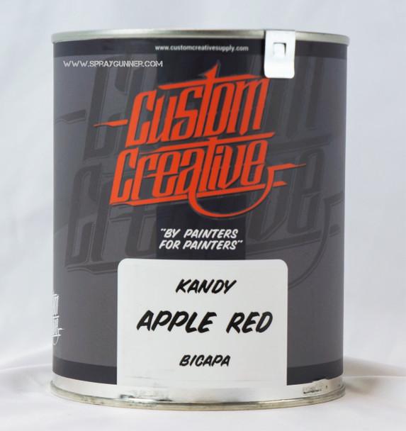 Custom Creative Paints: Kandy Apple Red (KLS-AR-1)