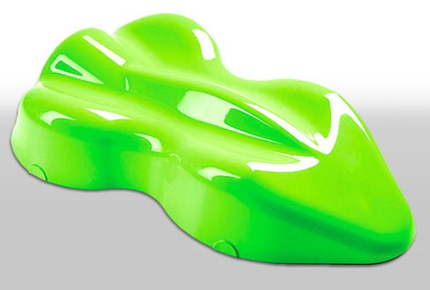 Custom Creative Solvent-Based Racing Fluorescents Mamba Green 1 liter 33.8oz FLS-MB-1 Custom Creative