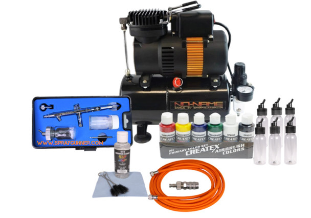 Dale T-Shirt Airbrushing Kit With Compressor NN-DALESETC NO-NAME brand