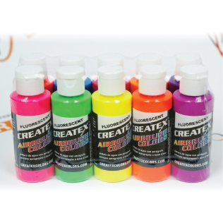 Airbrush paint sets