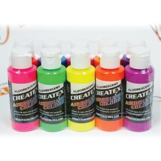 Airbrush paint sets