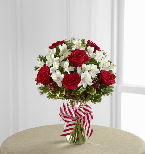 Holiday Enchantment Bouquet Flowers Cypress California