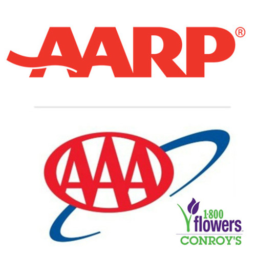 FREE AAA or AARP Membership Confirmation