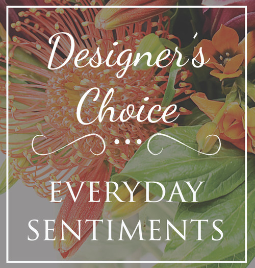 Designer's Choice Everyday Bouquet Flowers Cypress California