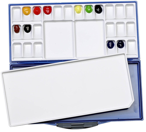 Martin Mijello Airtight Watercolor 24-Well Palette