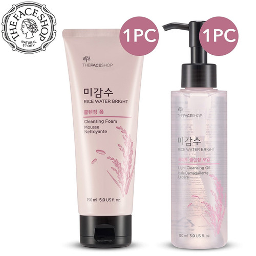 The Face Shop Rice Water SET