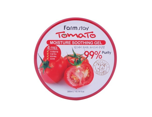 Farmstay Tomato Moisture Soothing Gel (300ml 10.14 oz)