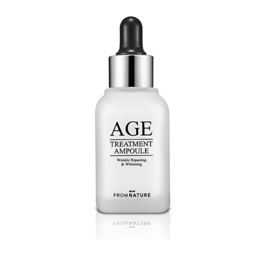 FROM Nature AGE Intense Treatment Ampoule (30ml 1.01 oz) Wrinkle Repairing & Whitening