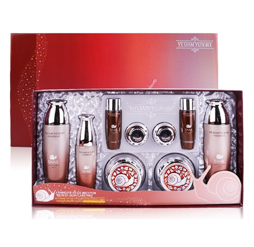 Yedam Yun Bit Complete Snail Recover Woman Skin Care 5 set