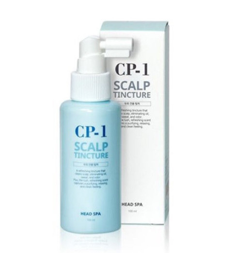 Esthetic House CP-1 Head Spa Scalp Tincture (100ml) Cooling Soothing Nourishing Nutrition