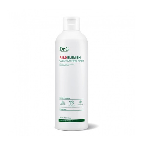 Dr.G RED Blemish Clear Soothing Toner (300ml 10.14 oz) Gowoonsesang