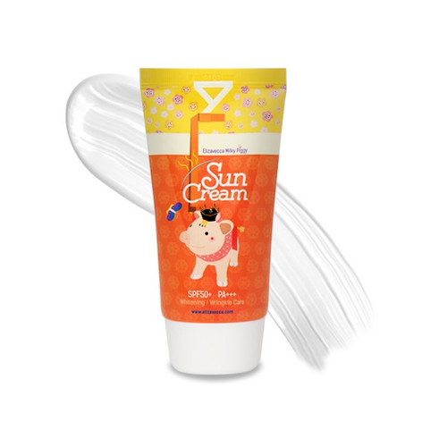 Elizavecca Milky Piggy Sun Cream (50ml 1.69 oz) SPF50+ PA+++