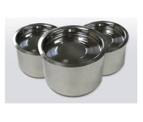 Greenkeeps Stainless Steel Storage (Canister) Airtight Food Container with Lid, BPA Free