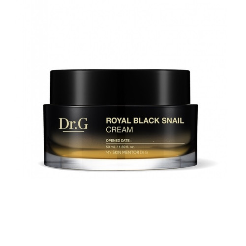 Dr.G Royal Black Snail Cream (50ml 1.69 oz) Gowoonsesang, Brightening Nutrition Cream