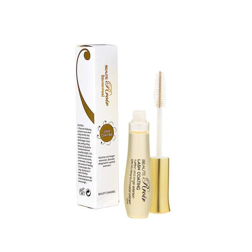 BEAUTE Rroir Clear Lash Coating Essence Clear Sealant for Eyelash Extension (Mascara type)