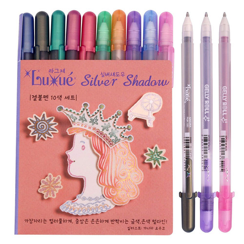 Sakura Luxue Silver Shadow