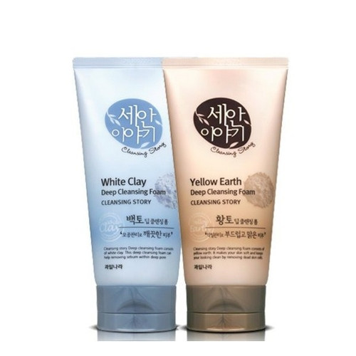 Kwailnara Cleansing Story Deep Cleansing Foam