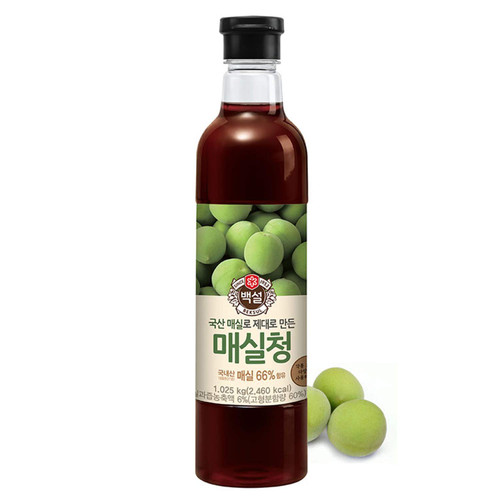 Korean Beksul All Purpose Plum Extract Syrup
