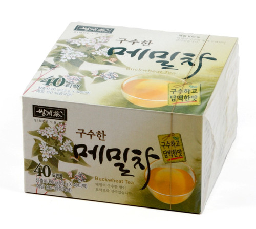 Ssanggye Buckwheat Tea Korean