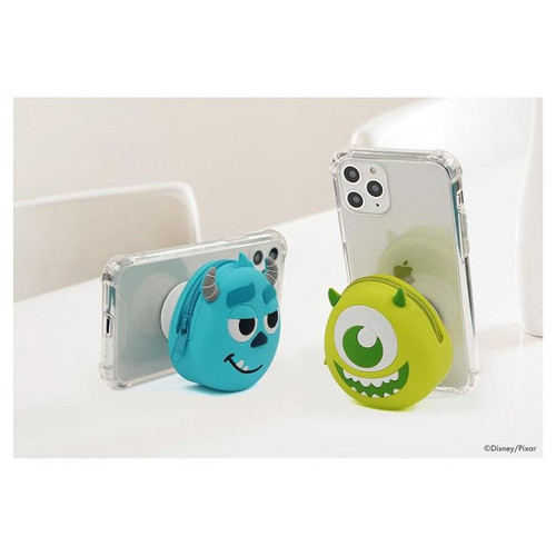 Disney character pouch Silicon Grip and Stand for Phones and Tablets