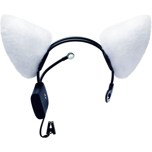 Necomimi Brainwave Activated Cat Ears headband That Move With Your Mood