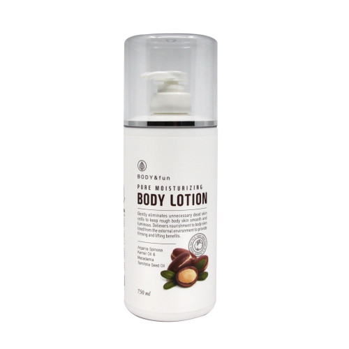 Body & Fun Pure Moisturizing Body Lotion