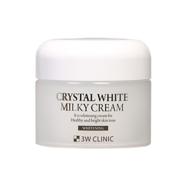 3w Clinic Crystal White Milky Cream