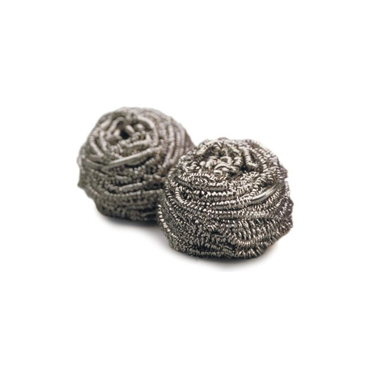 Pack of 4 RSVP Endurance Pack of 2 Stainless Steel Scrubbies