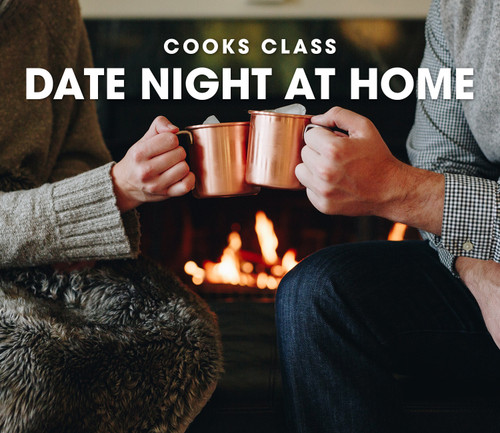 Date Night at Home: Snowy Night In - January 29, 2021