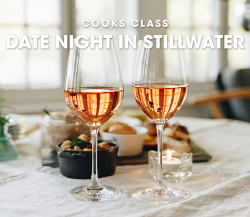 Date Night in Stillwater: Cupid in the Kitchen- February 13, 2021