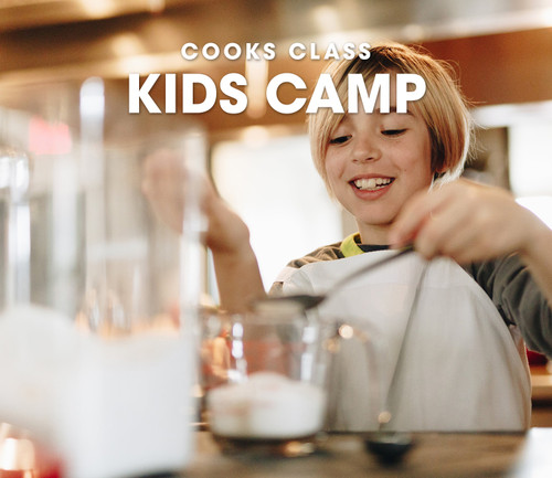 Kids Camp: Cook Off in the Kitchen - August 2,3 and 4, 2021