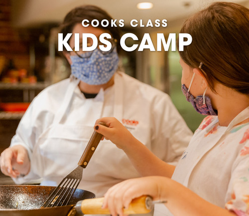 Kids Camp: Focus on the Basics - August 9, 10 and 11, 2021