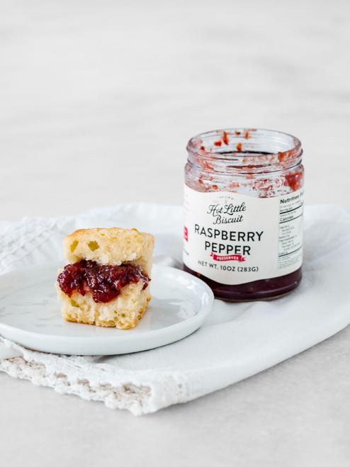 Callie's Hot Little Biscuit Raspberry Pepper Preserves