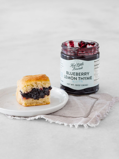 Callie's Hot Little Biscuit Blueberry Lemon Thyme Preserves