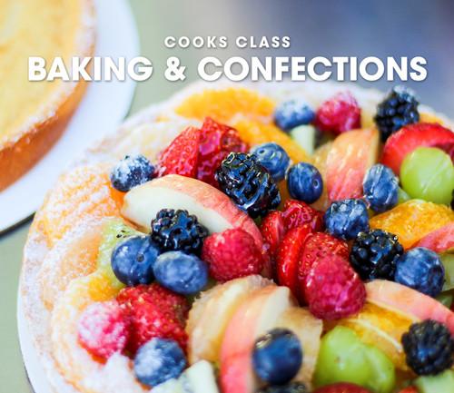Let's Bake: Fresh Fruit Tarts - May 29, 2021