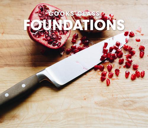 Knife Skills - May 22, 2021