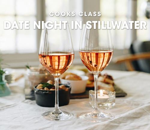 Date Night in Stillwater: Bourbon Street - May 21, 2021