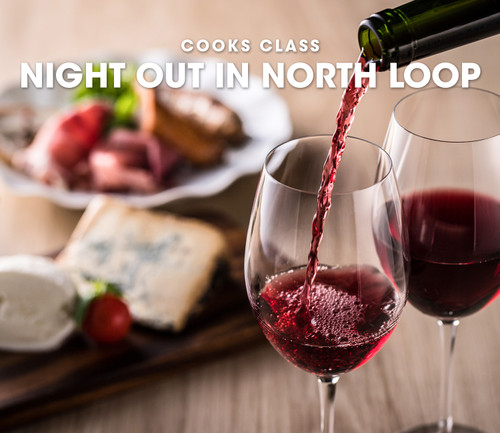 Night Out in North Loop: Urban Kitchen - May 29, 2021