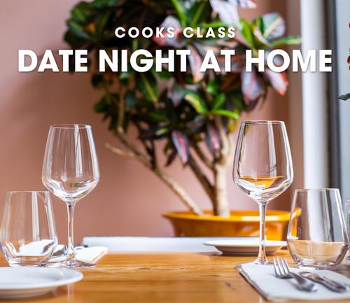 Date Night at Home: Tempura - May 21, 2021