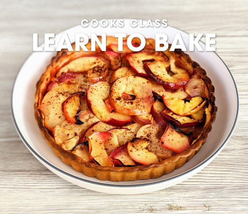Learn to Bake: Biscuits + Tart - May 22, 2021