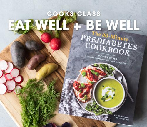 Delicious, Quick, Healthy + a Cookbook!?  - May 23, 2021