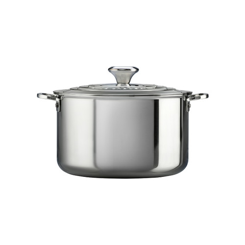 Le Creuset Stainless Steel 7qt Stockpot