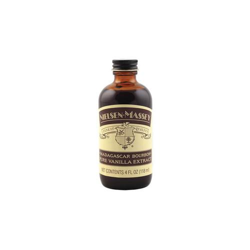 Nielsen Massey Madagascar Bourbon Vanilla Extract 4oz