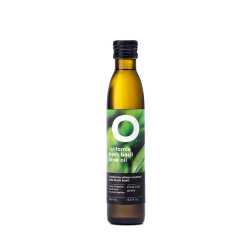 O Fresh Basil Olive Oil