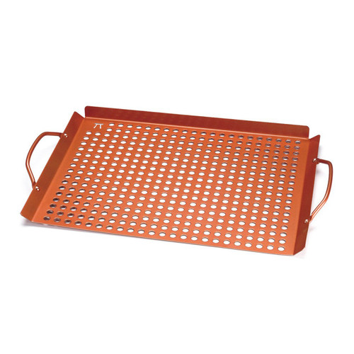 Outset Copper Grill Grid